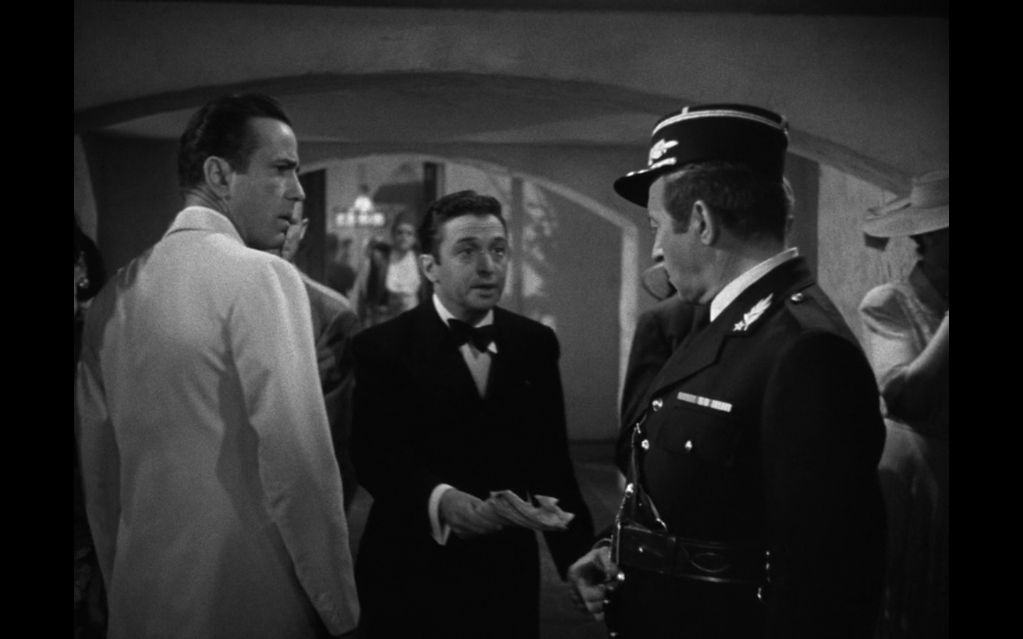 Casablanca there is gambling