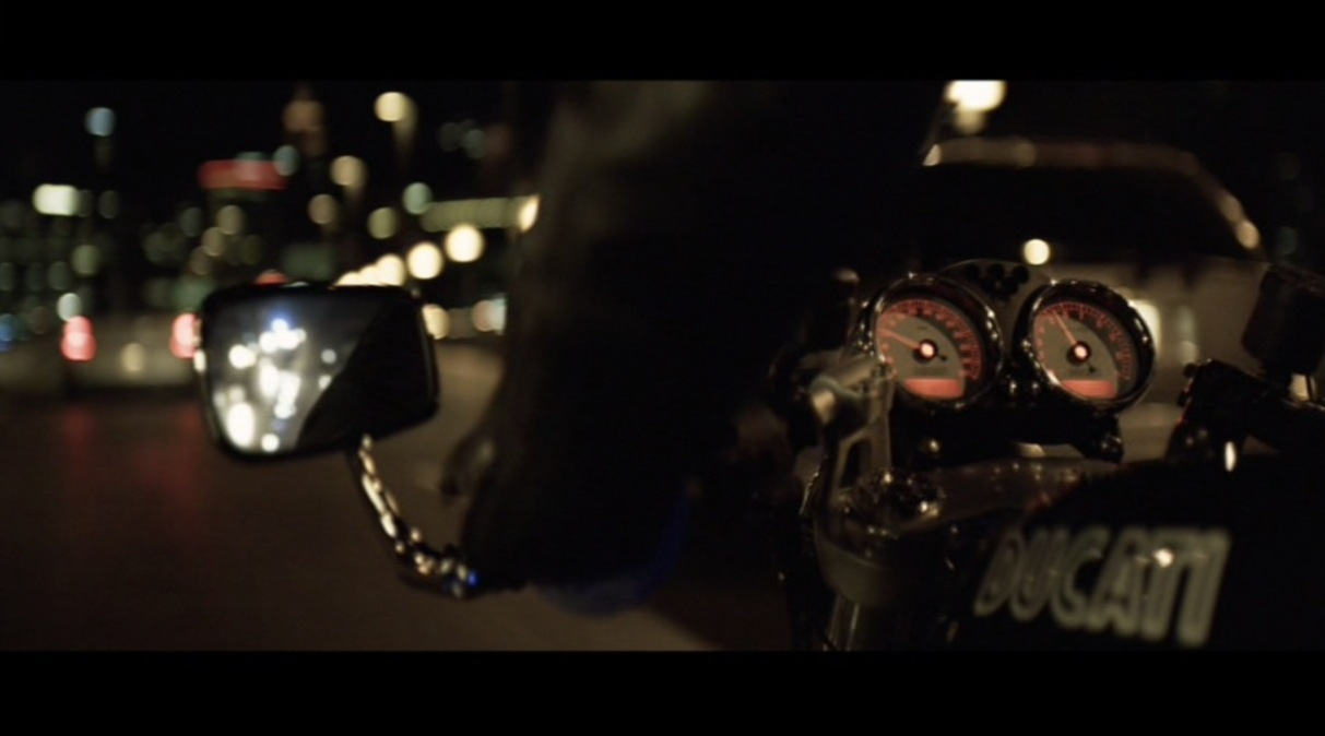 Ducati Used In Tron