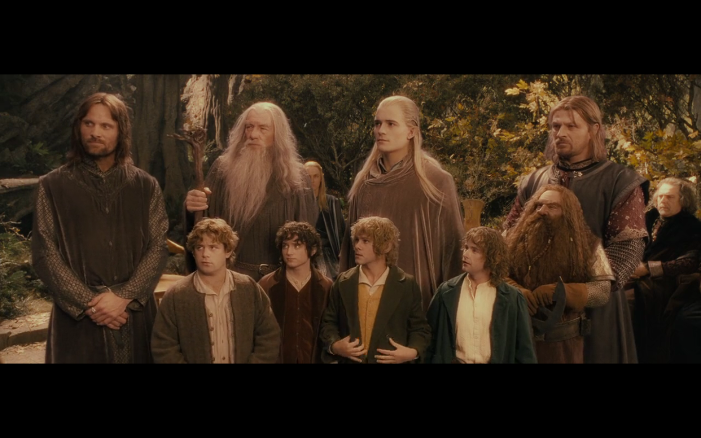 lord of the rings fellowship of the ring essays