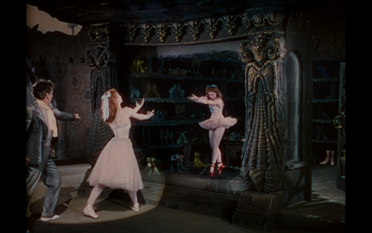 """PIc of the Day: """"The Ballet of The Red Shoes is from a fairy tale ..."""
