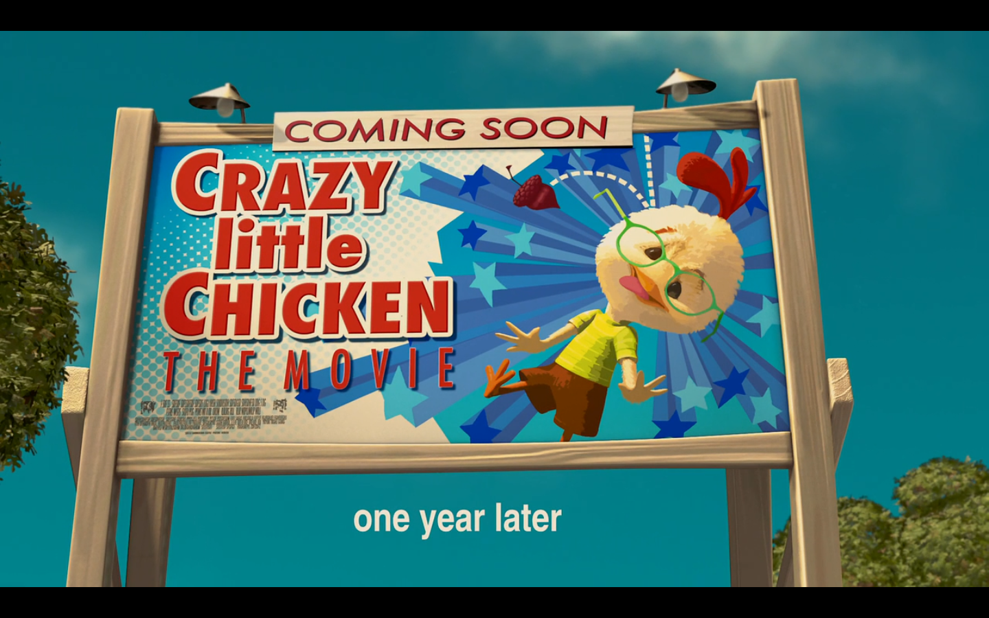 Ranking Disney 51 Chicken Little 2005 B Movie Blog