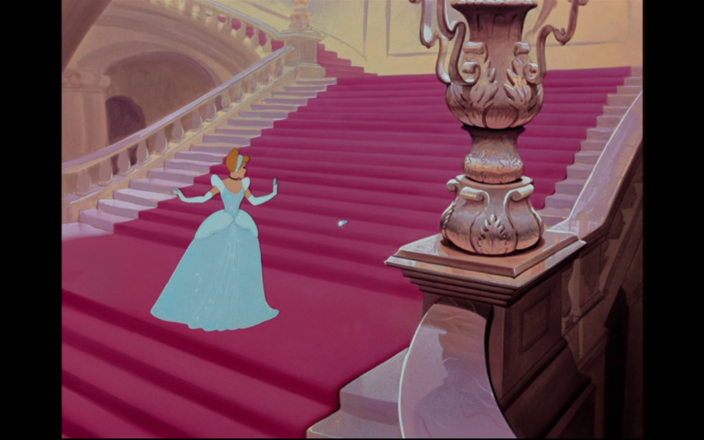 """Pic of the Day: ♫ """"A dream is a wish your heart makes ...  Cinderella"""