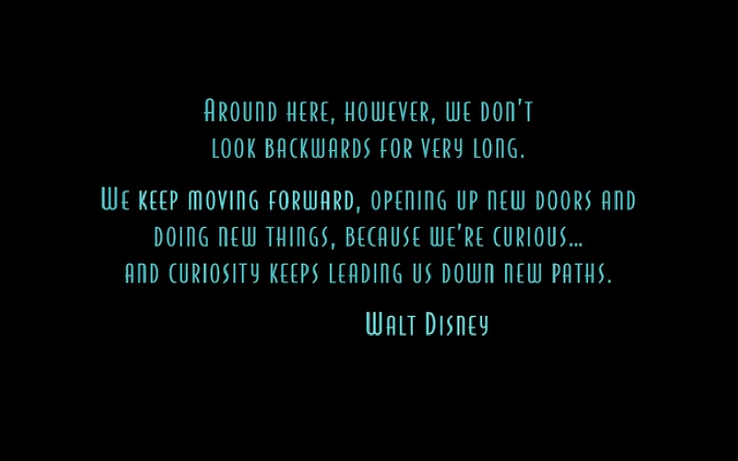quote from meet the robinsons