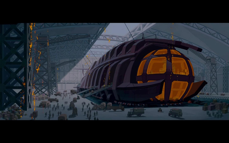 Lost City Of Atlantis Movie
