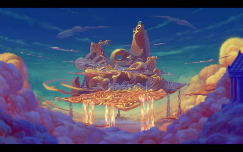 Hercules Retina Movie Wallpaper: Ranking Disney: #27 – Hercules (1997)