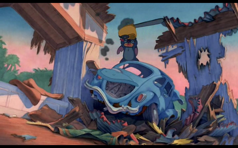 Ranking Disney: #32 – Lilo & Stitch (2002)   B+ Movie Blog