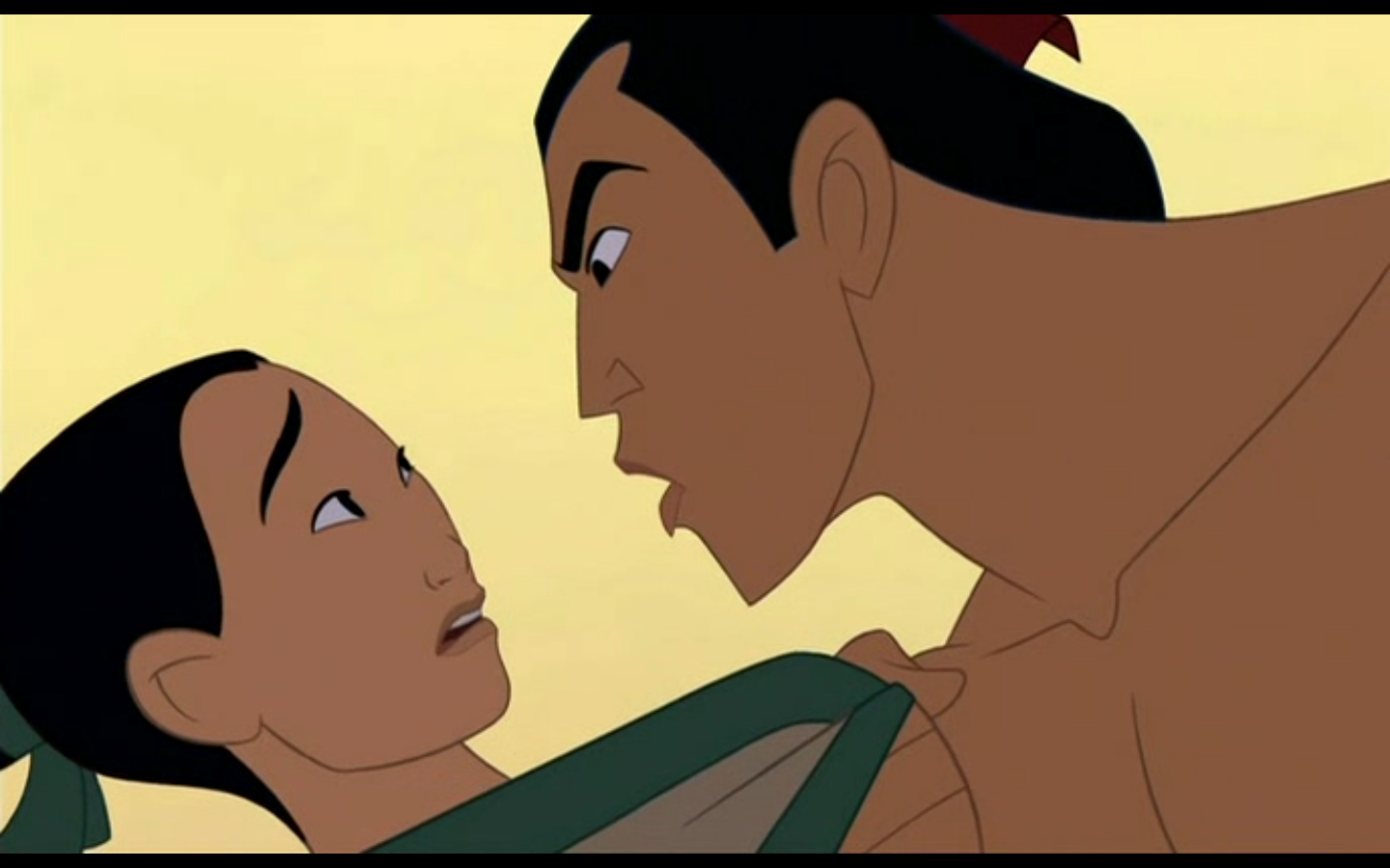 how to look like mulan
