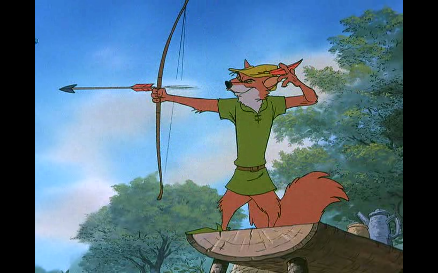Ranking Disney 31 Robin Hood 1973 B Movie Blog