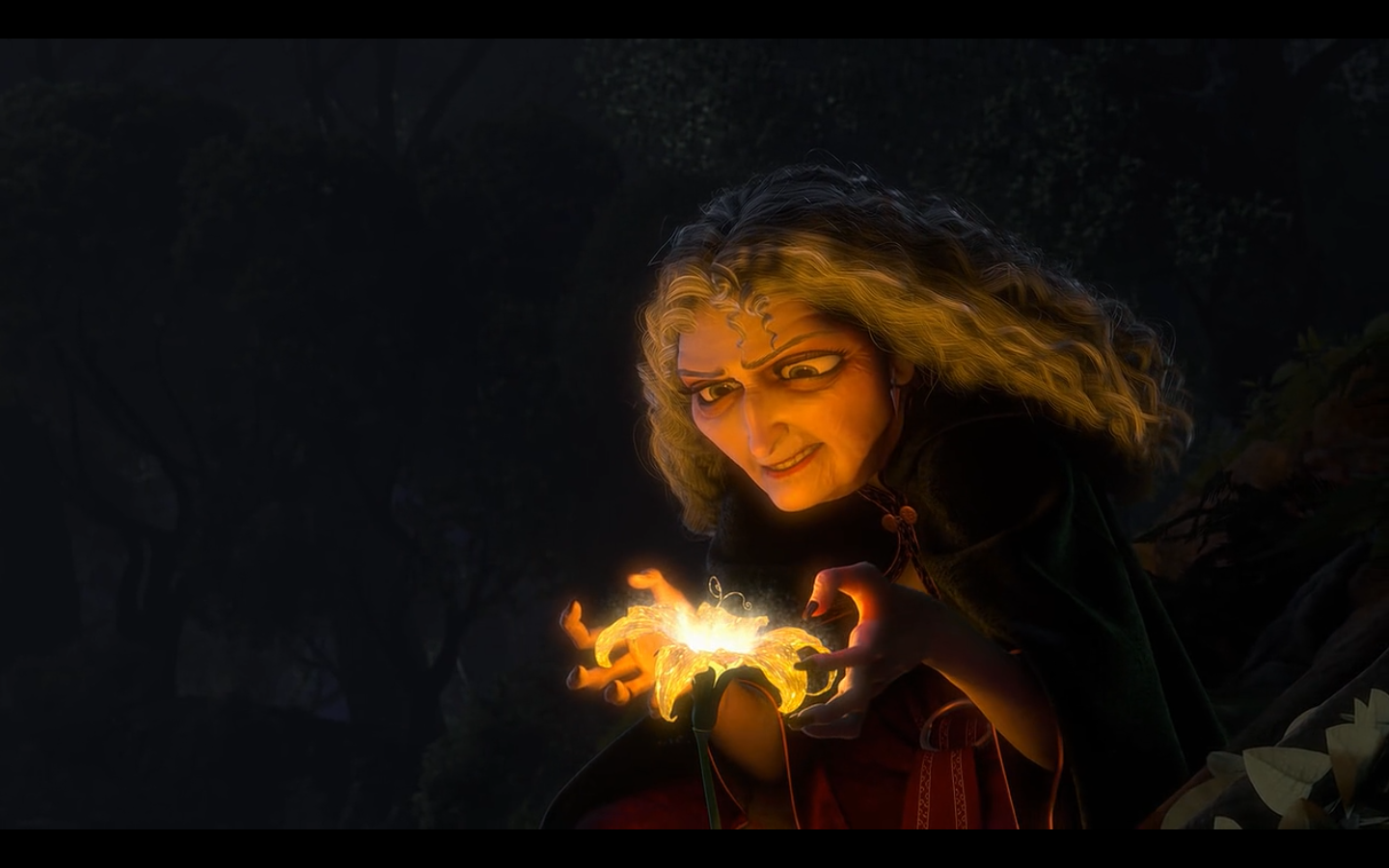 Tangled Queen Sick Ranking disney: #18 tangled