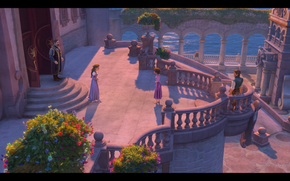 tangled fanfiction reunited