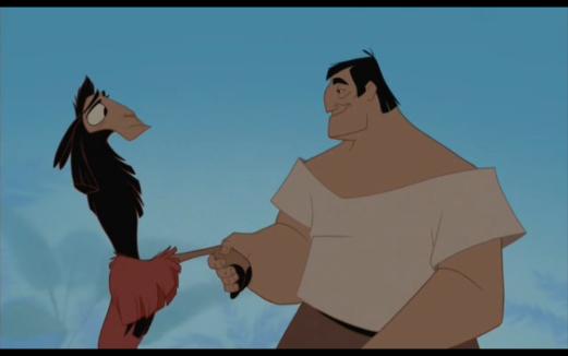 Ranking Disney: #23 – The Emperor's New Groove (2000) | B+ Movie Blog
