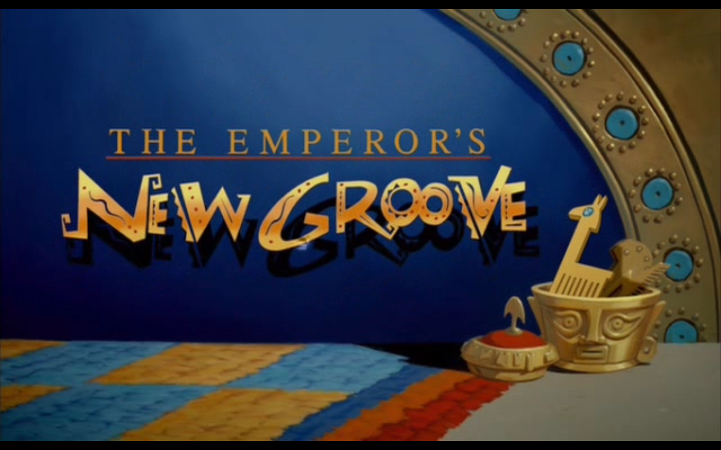 The Emperor's New Groove | B+ Movie Blog