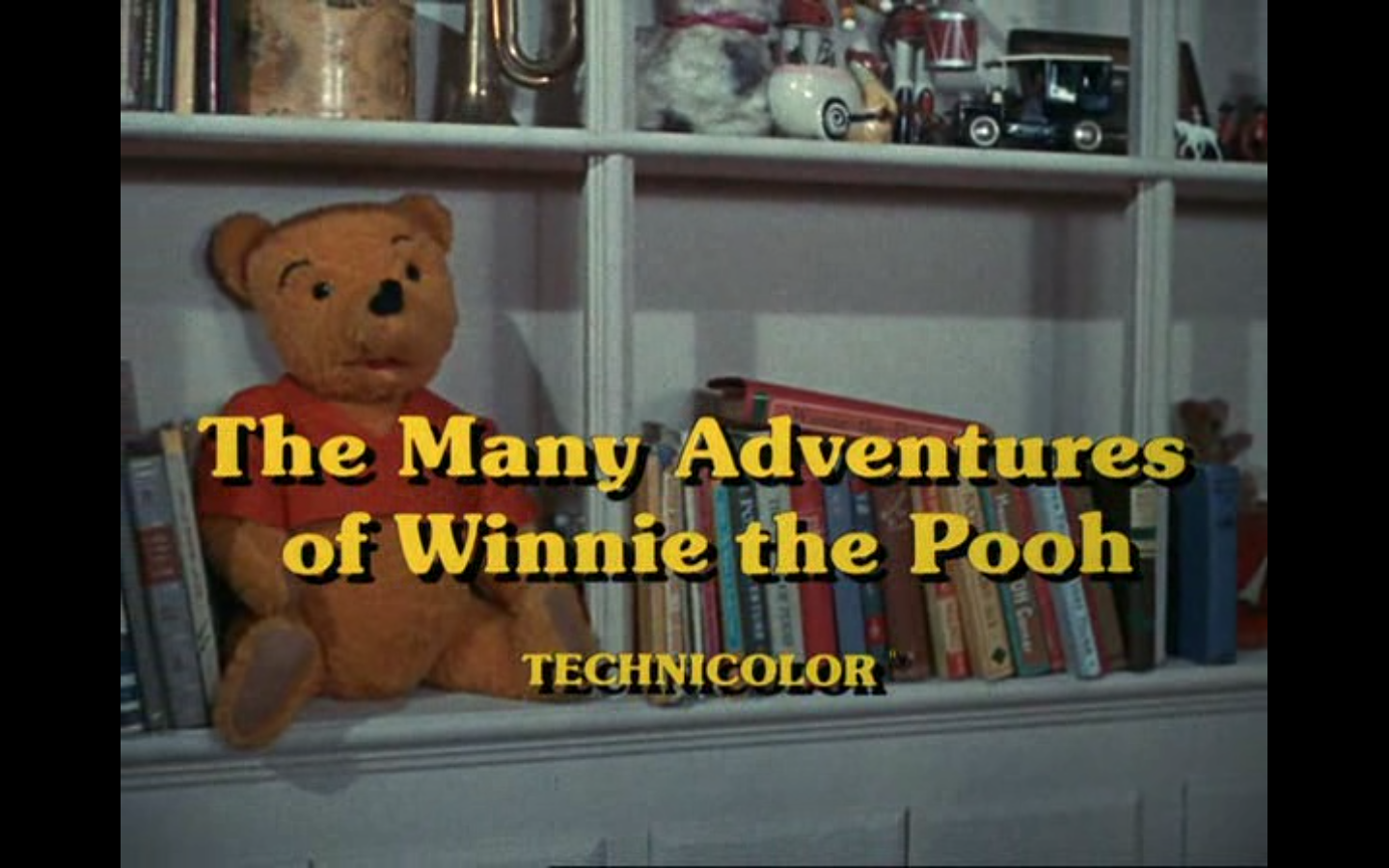 Ranking Disney: #26 – The Many Adventures of Winnie the ...