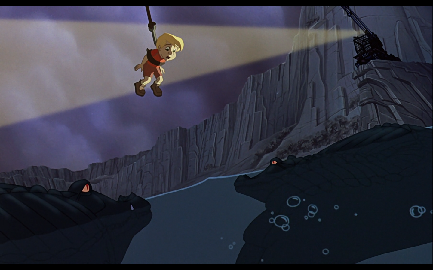 Rescuers down under pictures