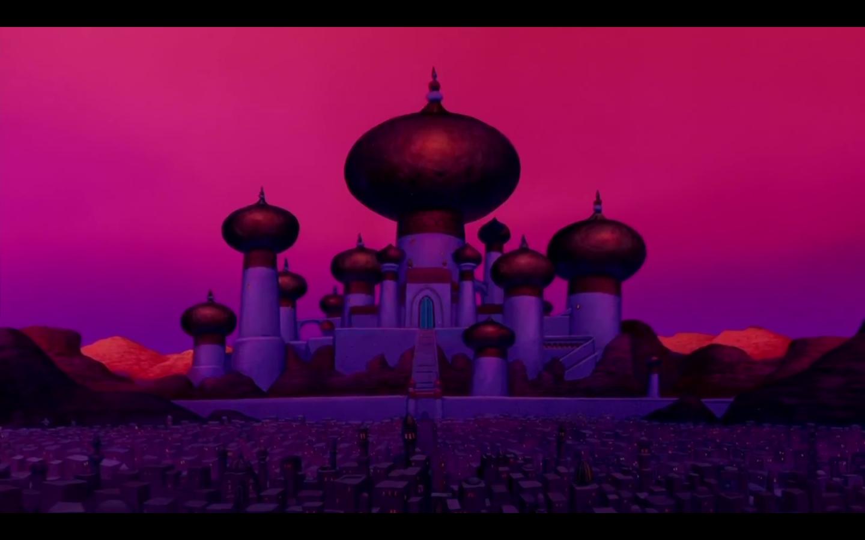 Aladdin S Castle Movie