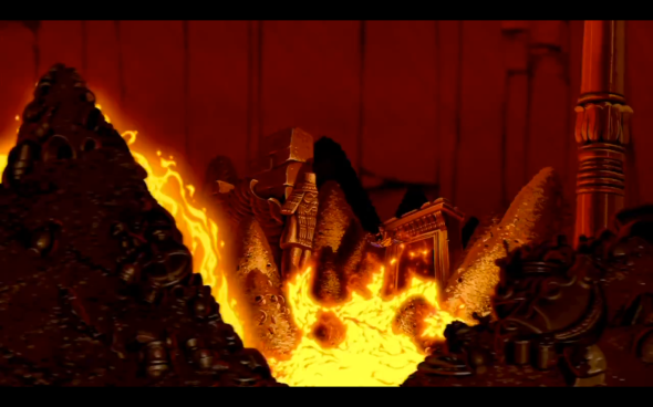 Giant Lava Lamp