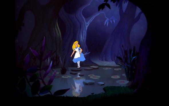 Disney Alice In Wonderland Creatures