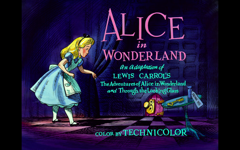 alice in wonderland 1951 disney movie online