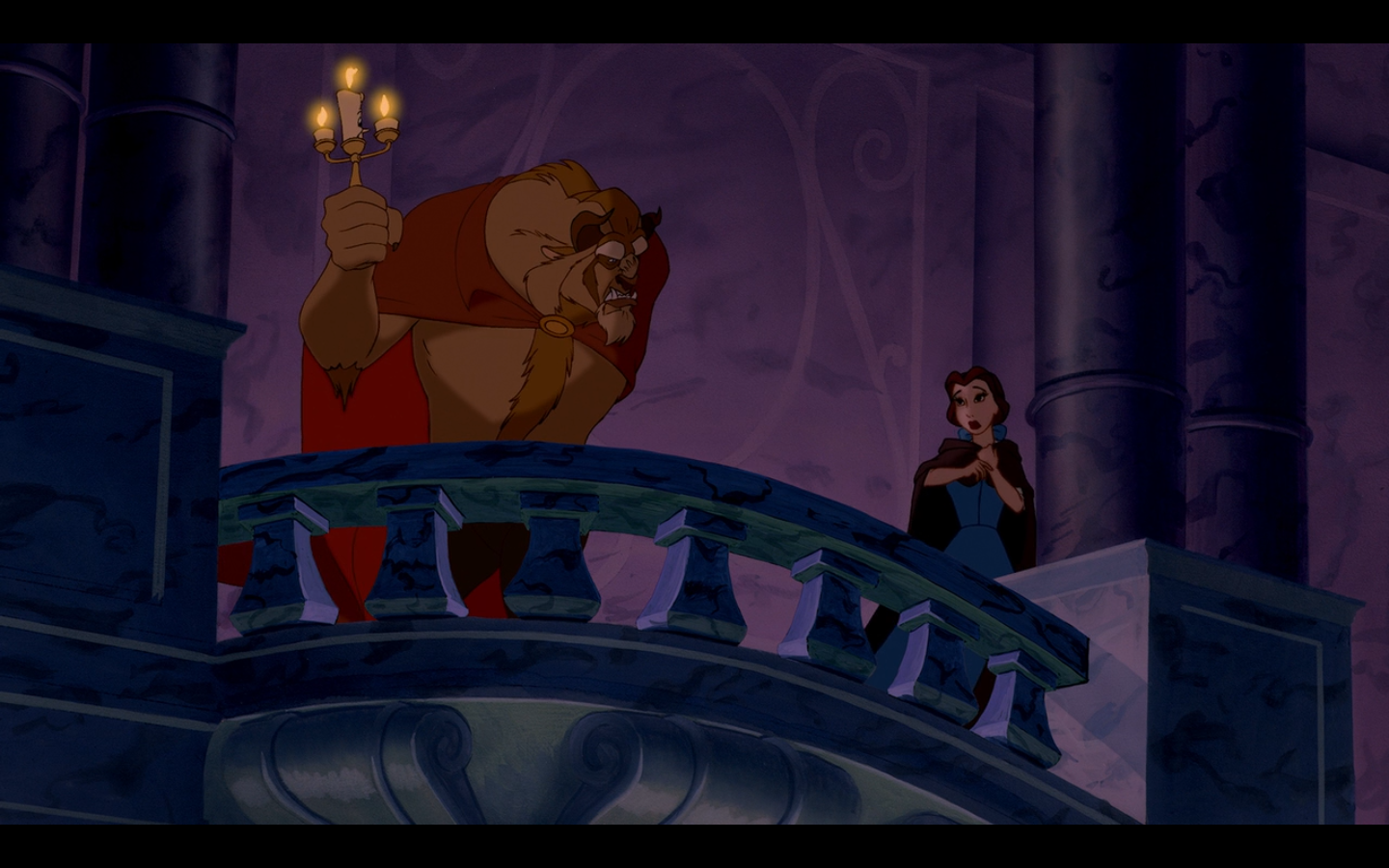 Beauty And The Beast Hook Up