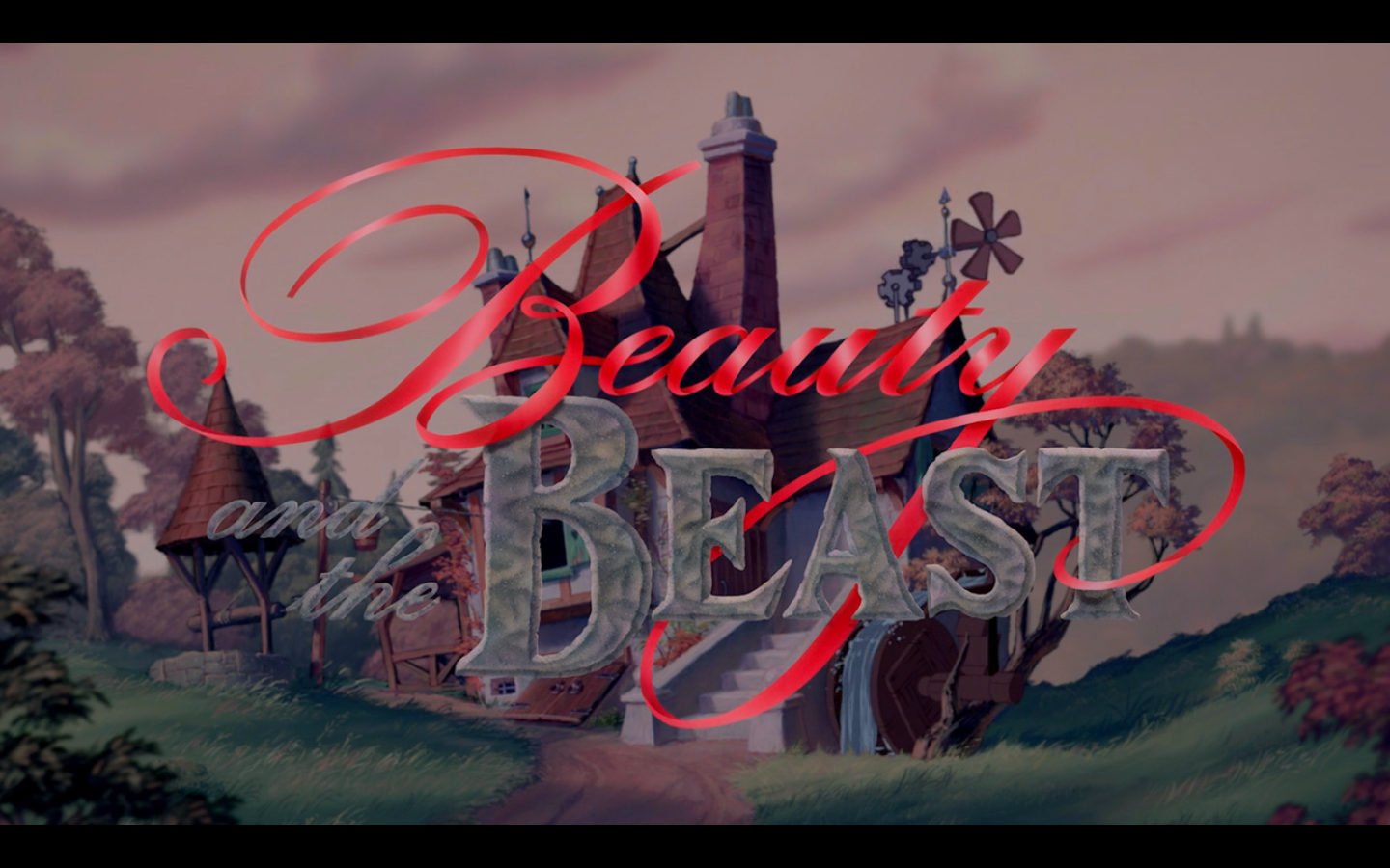 beauty and the beast b movie blog