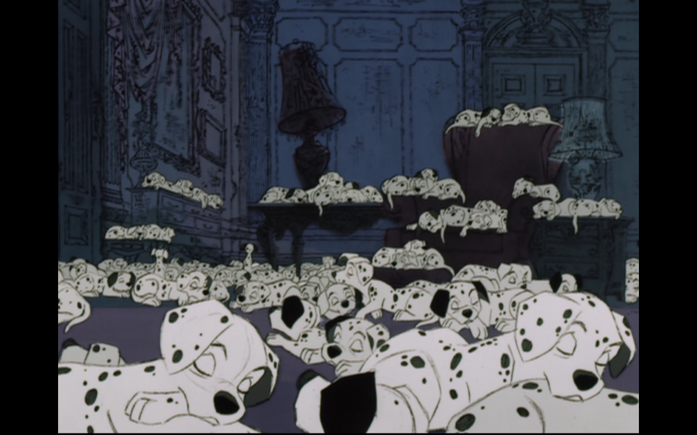 Ranking Disney 13 101 Dalmatians 1961 B Movie Blog