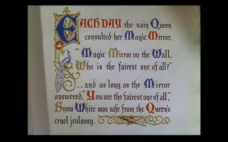 Ranking Disney: #7 – Snow White and the Seven Dwarfs (1937 ...