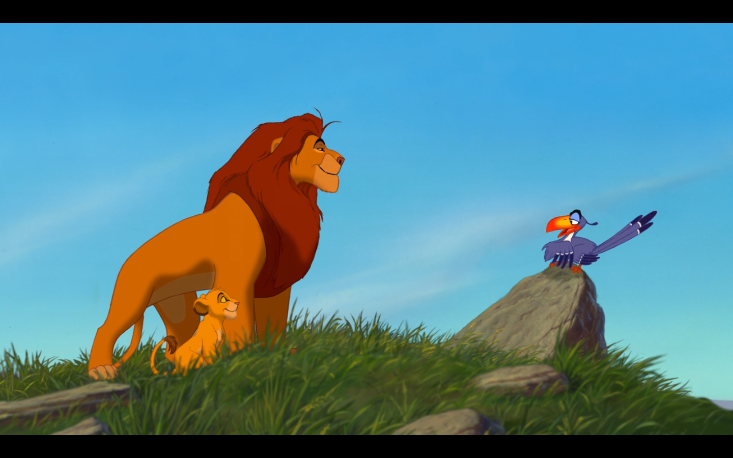 ranking disney   1  u2013 the lion king  1994