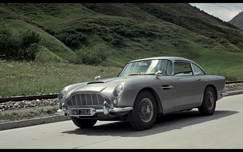 Ranking The Bond Cars B Movie Blog