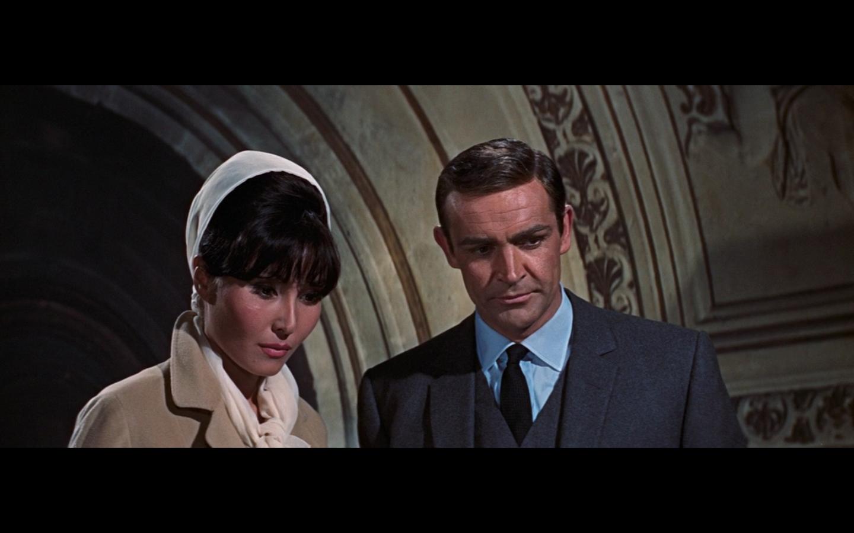 Ranking the Bond Movies: #9 – Thunderball (1965)   B+ Movie Blog