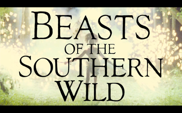 Beasts of the Southern Wild - Title Card