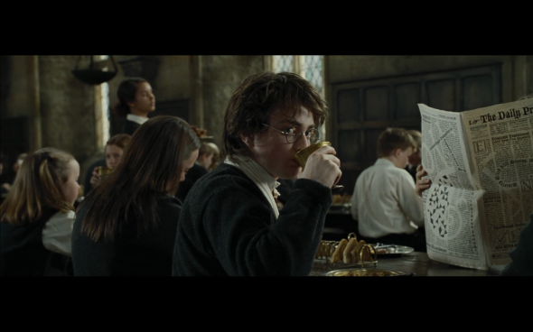 Harry Potter and the Goblet of Fire - 888