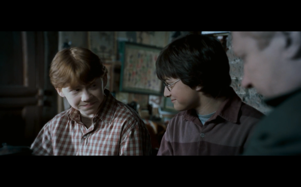 Harry Potter and the Order of the Phoenix - 1791