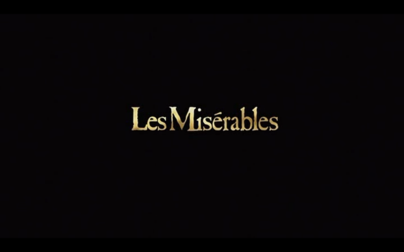 Les Misérables - Title Card