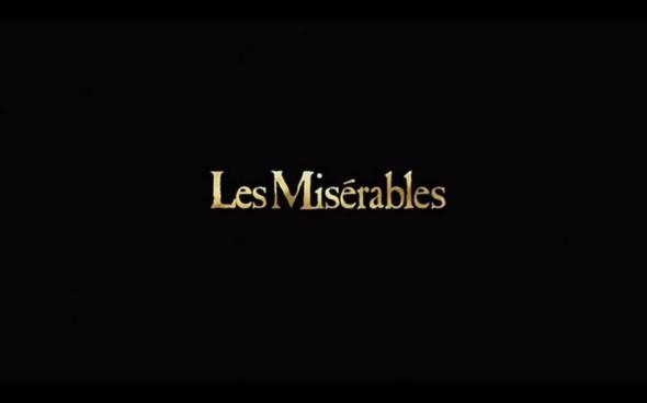 Les Misérables - Title Card