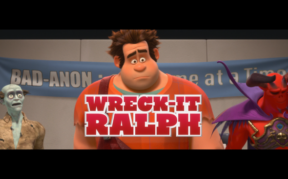 Wreck-It Ralph - Title Card