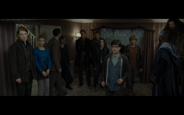 Harry Potter and the Deathly Hallows Part 1 - 110