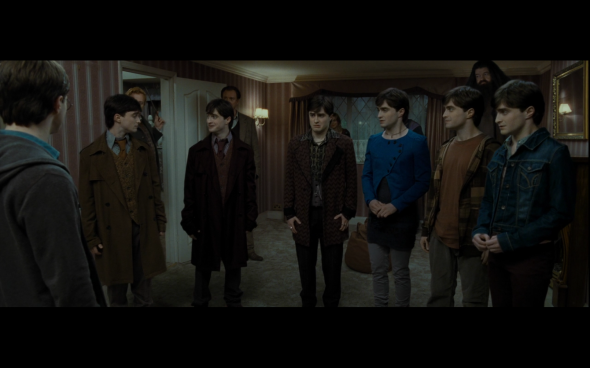 Harry Potter and the Deathly Hallows Part 1 - 139