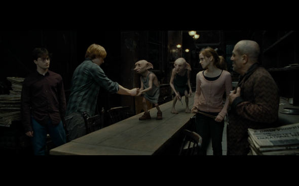 Harry Potter and the Deathly Hallows Part 1 - 524