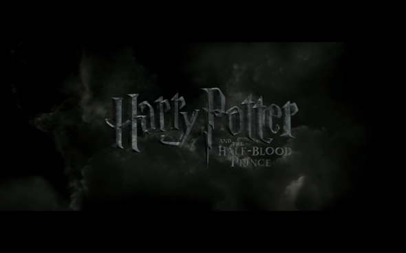 Harry Potter and the Half-Blood Prince - Title Card
