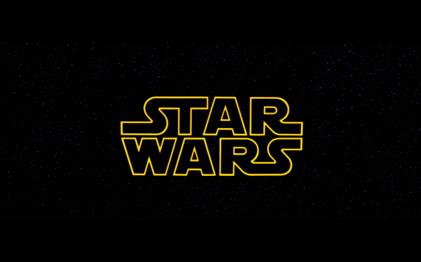 Star Wars - Title Card