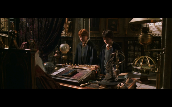 Harry Potter and the Chamber of Secrets - 1132