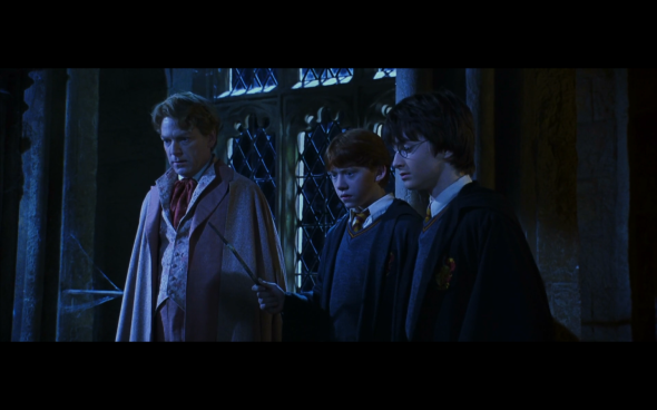 Harry Potter and the Chamber of Secrets - 958