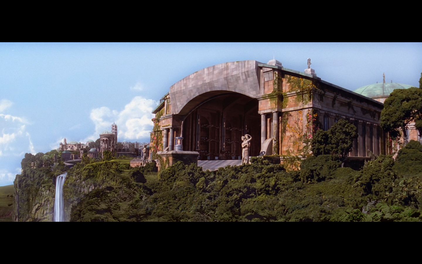 Star Wars Episode 1 and Battlefront 2 Comparison of the Theed ...