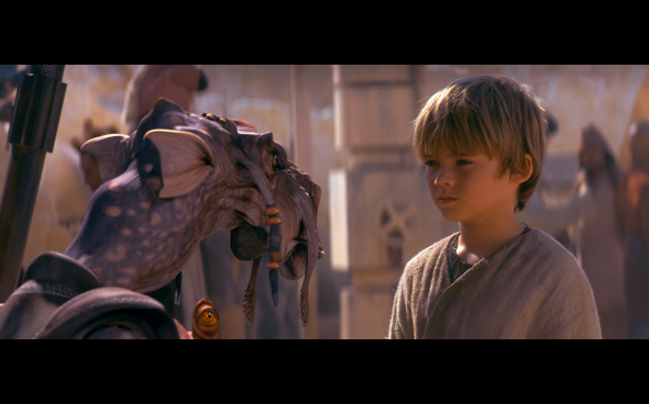 Star Wars The Phantom Menace - 411