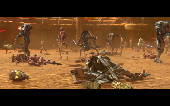 Star Wars Attack of the Clones - 1021