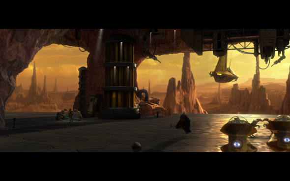 Star Wars Attack of the Clones - 1105