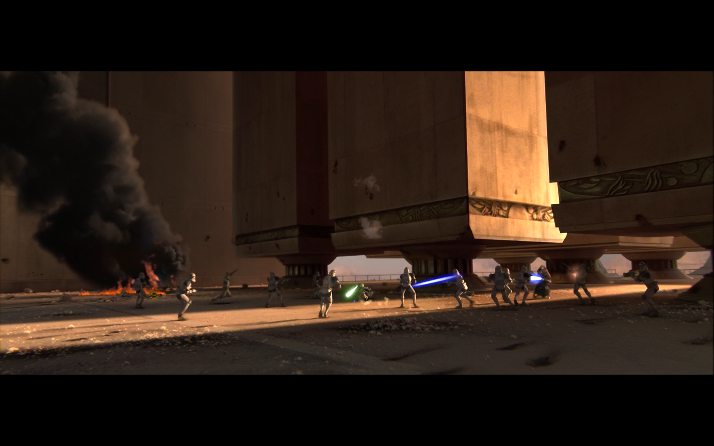 Fun With Franchises Favorite Images From Star Wars Episode Iii Revenge Of The Sith B Movie Blog