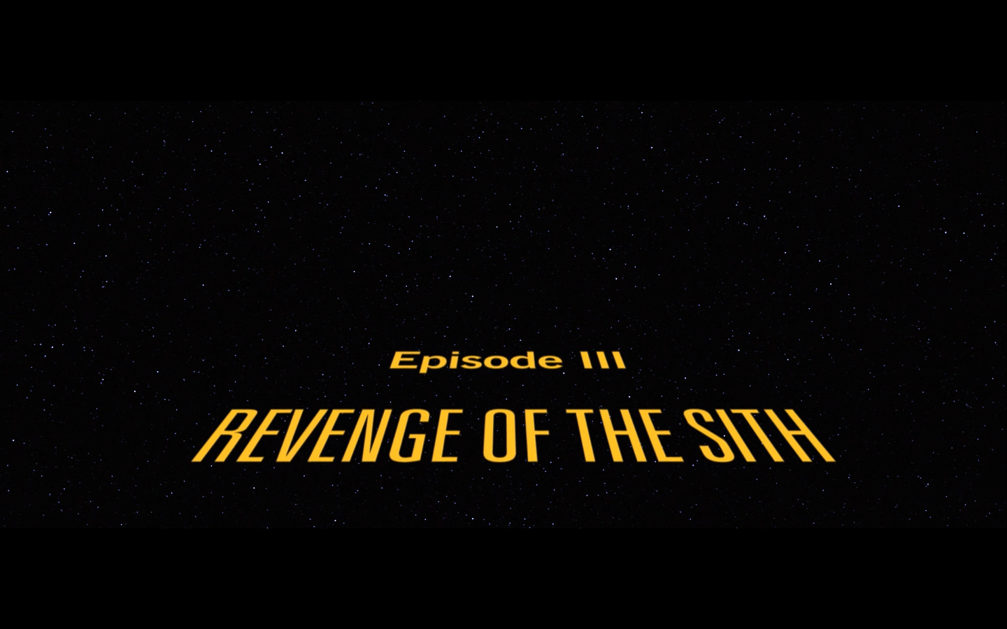 Star Wars Episode Iii Revenge Of The Sith B Movie Blog