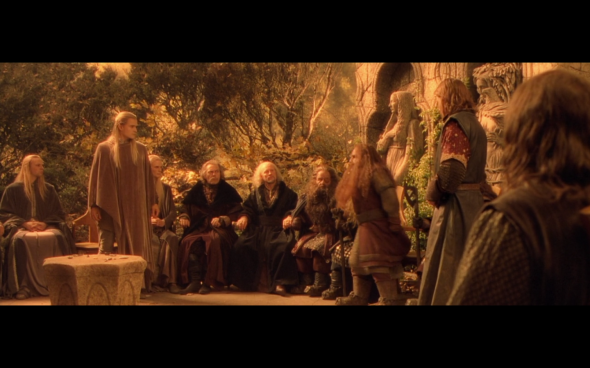 The Lord of the Rings The Fellowship of the Ring - 1000