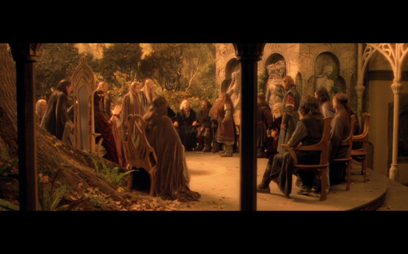 The Lord of the Rings The Fellowship of the Ring - 1002